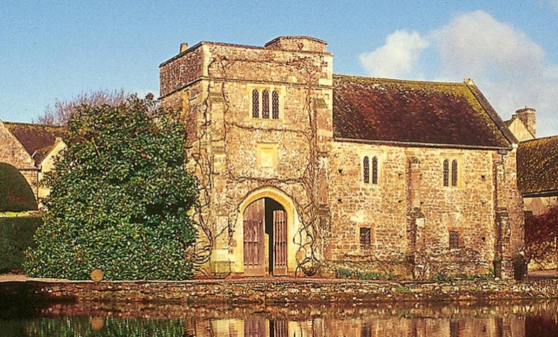 Catch Cothay Manor and Gardens on BBC2 TV this week