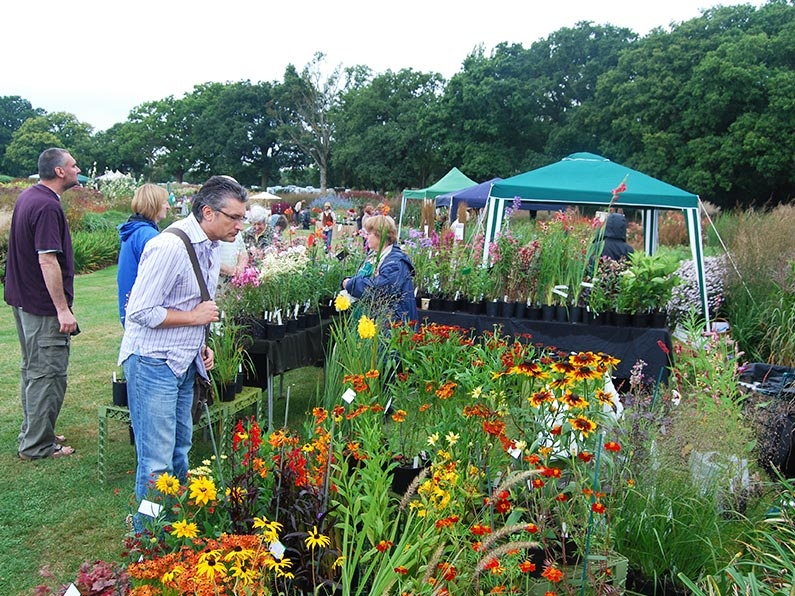 Garden, Plants, Crafts & Food Fair