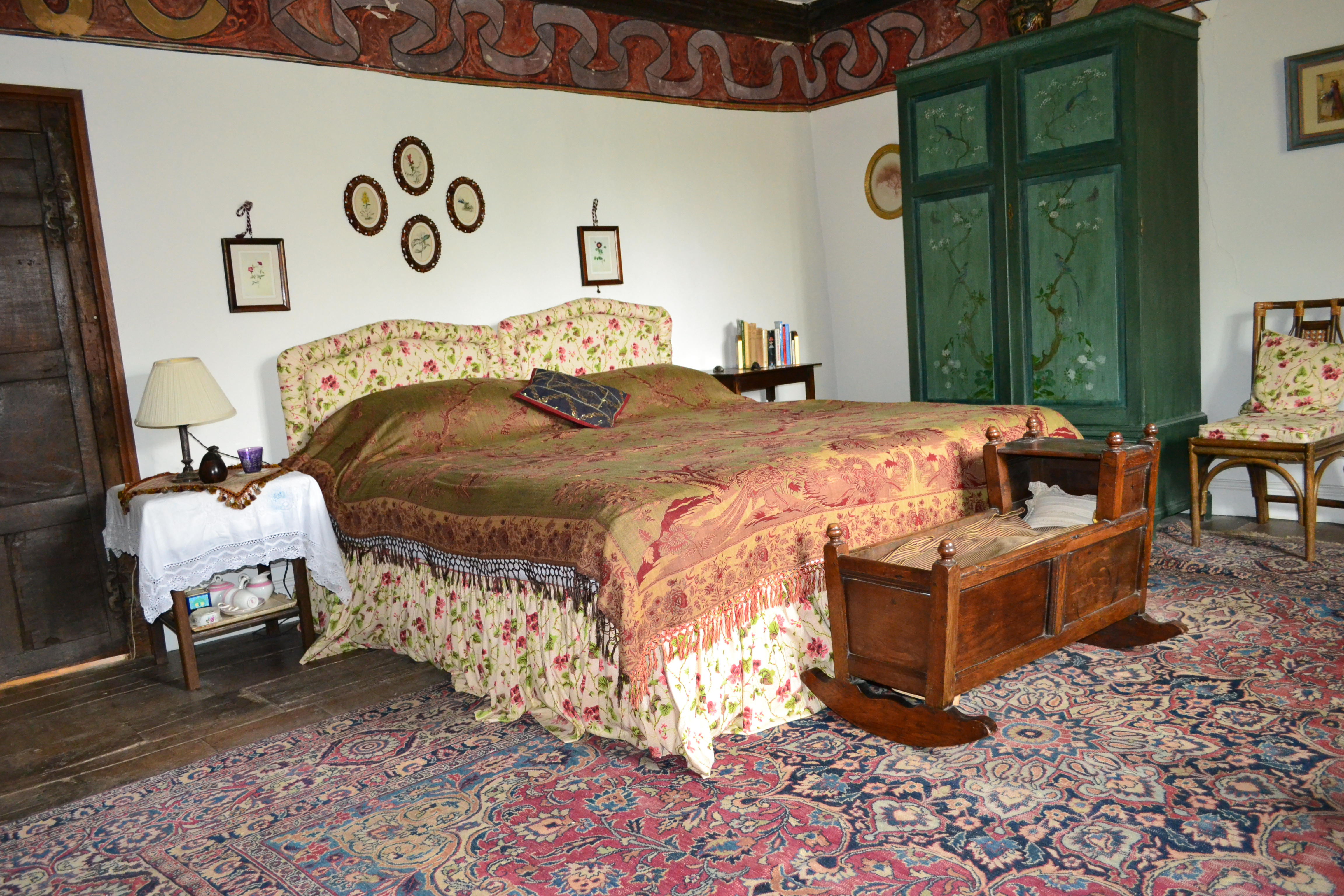 Bed & Breakfast at Cothay