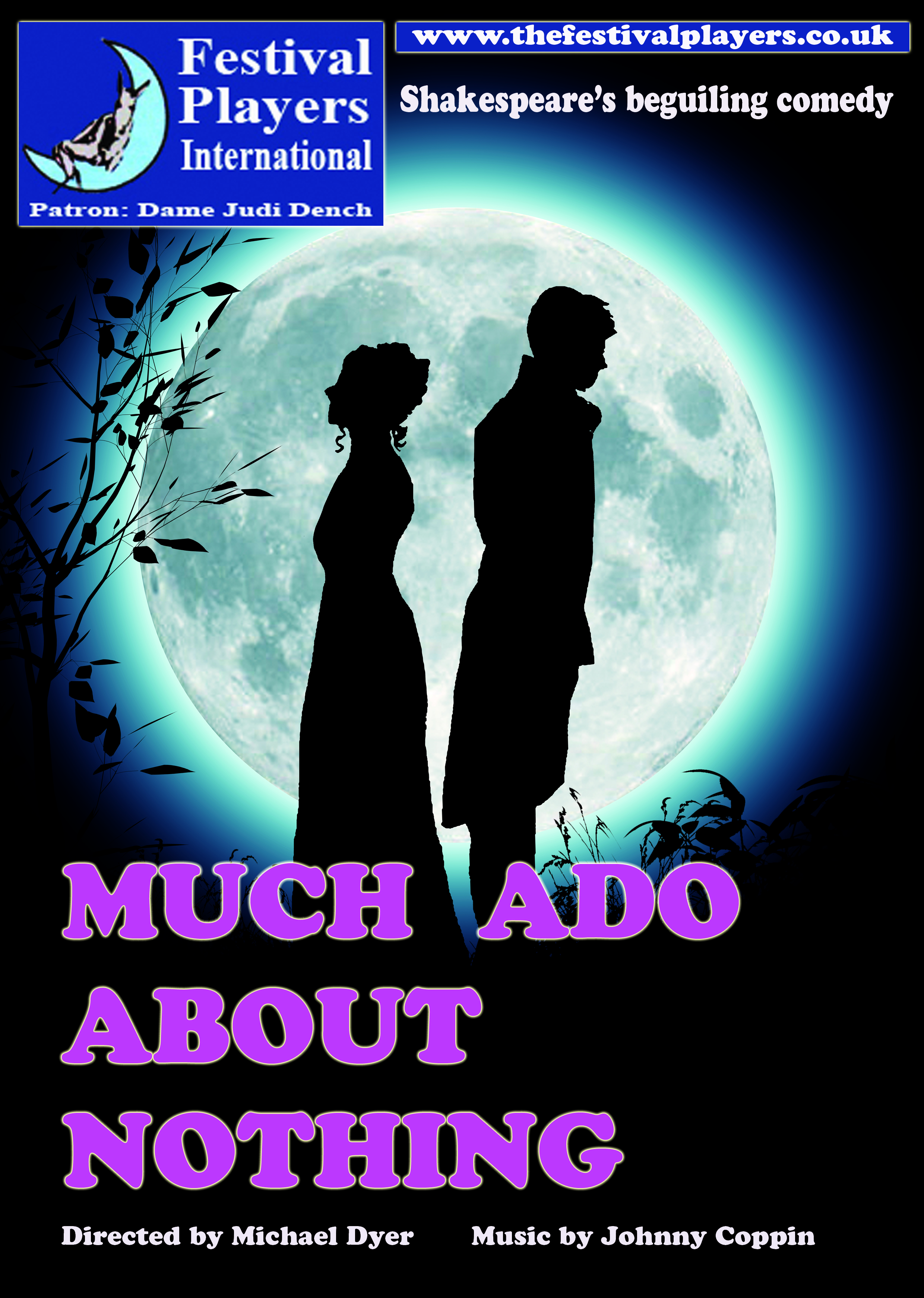Much Ado About Nothing 2019 Program by Bell Shakespeare